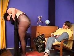 Мамки-секс со зрелыми и сочными сучками 10
