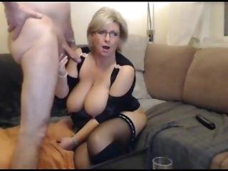 Немецкое ретро порно в чулках